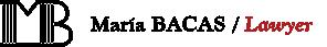 Maria Bacas Abogada | Arbitraje Internacional Logo
